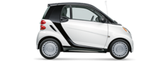 Mini electric car to take your parcels anywhere at London - Stansted Airport transfers